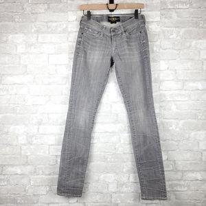 Lucky Brand Zoe skinny Jean   Size 26